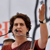 Priyanka Gandhi arrested in UP