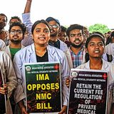 Medical strike will continue until NMC bill is amended: Doctors' union