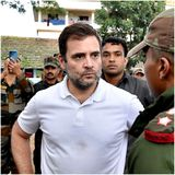 """""""Thanks for the invite to Kashmir. When can I come?"""": Rahul Gandhi to Gov Malik"""