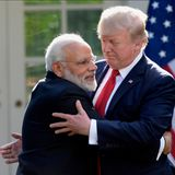 Trump to join PM Modi in Houston to address 50,000 Indian-Americans