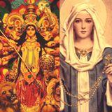 माँ दुर्गा क्या वर्जिन मैरी हैं?