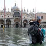 Flood, fire and plague: climate change blamed for disasters