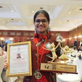 Suchetha Satish: Meet this record breaker teen who just won the 100 Global Child Prodigy Award for Music