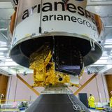 "ISRO launches ""high power"" communication satellite GSAT-30"
