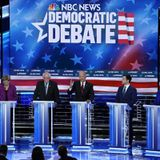 Democratic debate in Nevada: Bloomberg comes under bruising attack by rivals