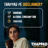 Petition seeking on screen disclaimer for violence against women goes viral, supported by cast of Thappad