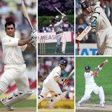 टेस्ट क्रिकेट में सबसे ज्यादा छक्के लगाने वाले 5 भारतीय बल्लेबाज