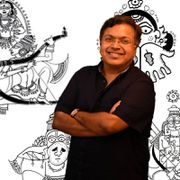 Live with Devdutt Pattanaik: : How mythology helps us understand the present