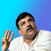 Delhi Battleground: Live with AAP MP Sanjay Singh