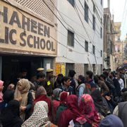 Delhi Election 2020: Live from Shaheen Bagh polling station