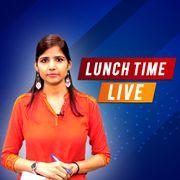 #LunchTimeLive: 'नमस्ते ट्रंप' और टेस्ट में भारत की करारी हार समेत बड़ी ख़बरें