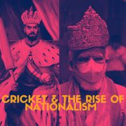 How can cricket help us chart the rise of nationalism? Live with Dr Souvik Naha