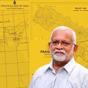 Mapping the cartographic war in South Asia: Live with former ambassador MK Bhadrakumar