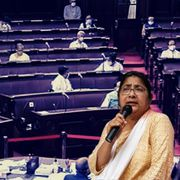 Suspended MP Dola Sen on Rajya Sabha ruckus and why Mamata government is against farm laws