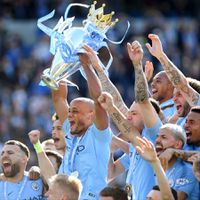 Premier League: Manchester City win title on the final day of the season
