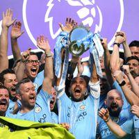 Pep Guardiola's Midas touch Continues in Manchester City's Journey