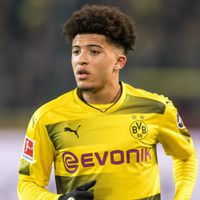 Jadon Sancho: The Rise of an Academy Player to a European Star