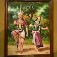 Reverse Swing: The National Gallery of Modi-rn Art