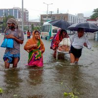 This year, monsoon has been anything but normal