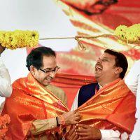 മഹാരാഷ്ട്ര: അണിയറയിലെ ബലപരീക്ഷണം ബിജെപിയും ശിവസേനയും തമ്മില്