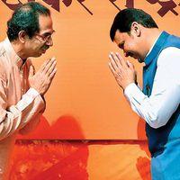 महाराष्ट्र: बीजेपी की सीट घटने से शिवसेना क्यों है ख़ुश