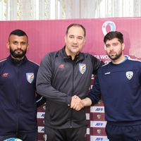 """Indian Football Coach Stimac: """"Astro turf, near sub-zero conditions will make match against Afghanistan tough one"""""""