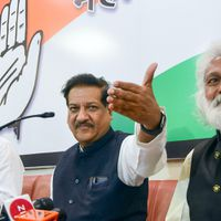 Congress and Sena coming together marks a new shift in politics