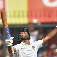 India vs Bangladesh: Mayank Agarwal smashes career-best 243 as hosts dominate Day 2