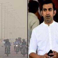 Delhi Pollution: दिल्ली के प्रदूषण पर गौतम अगर गंभीर नहीं हैं तो नरेन्द्र मोदी हैं उसकी वजह