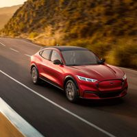 Ford Mustang is now 'Mach-E' electric and other options
