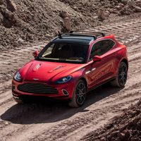 Bond movie car maker Aston Martin announces its first SUV. How's it different?