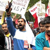 JNU के समर्थन में हुए सिटिज़न मार्च को मिला देश भर से समर्थन