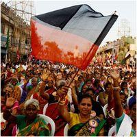The Tamil Nadu panchayat elections