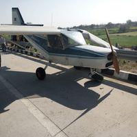 ईस्टर्न पेरिफेरल एक्सप्रेसवे पर हवाई जहाज की इमरजेंसी लैंडिंग