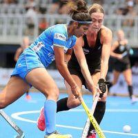 भारतीय महिला हॉकी टीम की लगातार दूसरी हार, अब खेलेगी इंग्लैंड से