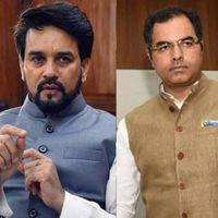 चुनाव आयोग हुआ सख्त, BJP को अनुराग ठाकुर और प्रवेश वर्मा का नाम स्टार प्रचारकों की सूची से हटाने को कहा