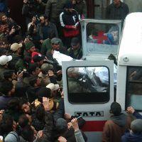 Murder in a Kashmir mosque