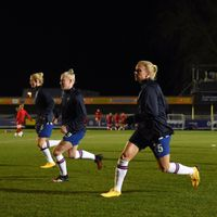Chelsea Women become first club to introduce menstrual-cycle based training for players
