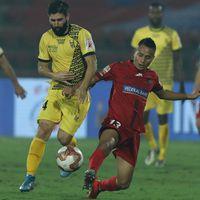 Indian Super League: Hyderabad run riot in Guwahati, end season in style