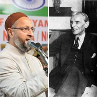 Owaisi like Jinnah, his leader's comment like Jinnah's 'direct action' call: BJP