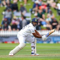 You never feel set as a batsman on Basin Reserve's tricky track: Agarwal