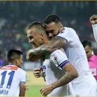 Indian Super League: Goian gets revenge, Chennaiyin secure playoff berth