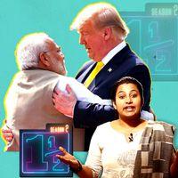 ഒന്നൊന്നര ഷോ | ട്രംപ് ശരിക്കും ഇന്ത്യ കണ്ടോ?