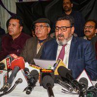 Bukhari launches Apni Party in Srinagar, Congress calls it an extension of BJP