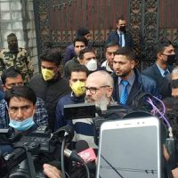 Omar Abdullah freed from detention, seeks release of all prisoners