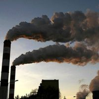 What caused India's CO2 emission decline for the first time in 40 years?