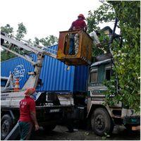 Heavy rains in India and Bangladesh as Cyclone Amphan bears down