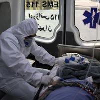 107-year-old Iranian woman recovers from coronavirus