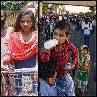 सड़कों पर भटक रहे भूखे-प्यासे मज़दूर सरकार के 'मेगा टैलेंट हंट' शो का हिस्सा है!