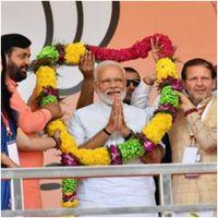 Virtual celebrations for Modi Government 2.0 amid the coronavirus crisis